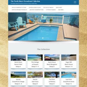 NorthShore Oahu Oceanfront Rentals Collection